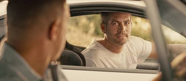 Furious 7 paid tribute to the late Paul Walker. (Universal Pictures)