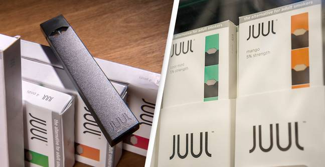 Juul Forced To Pay Millions After Being Accused Of Targeting Minors