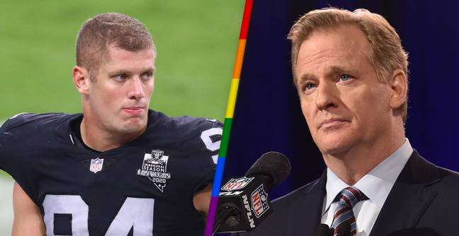 NFL Says 'Football Is Gay' In New Video Celebrating Pride Day