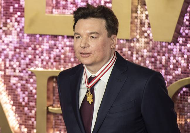Mike Myers set to star in new Netflix series (PA Images)