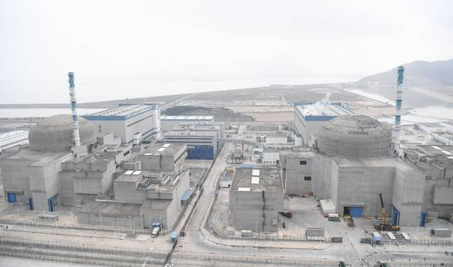 Taishan Nuclear Power Plant (PA Images)