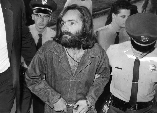 Charles Manson (PA Images)