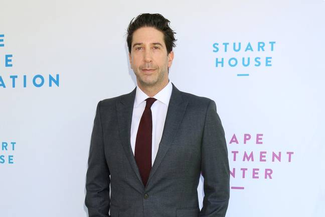 David Schwimmer (PA Images)