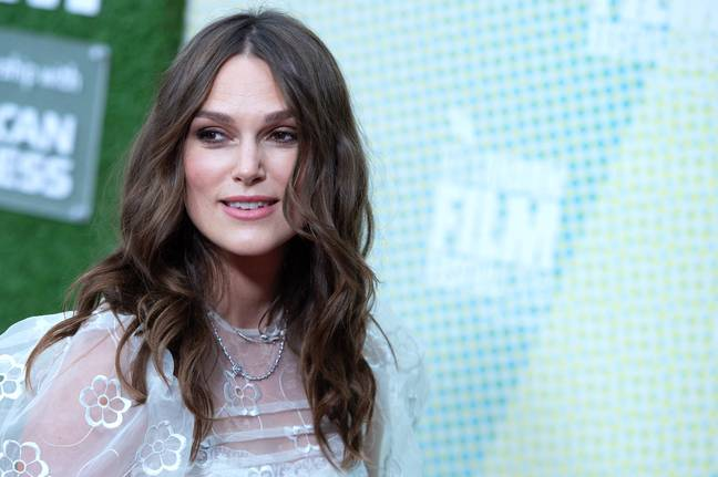 Keira Knightley (PA Images)