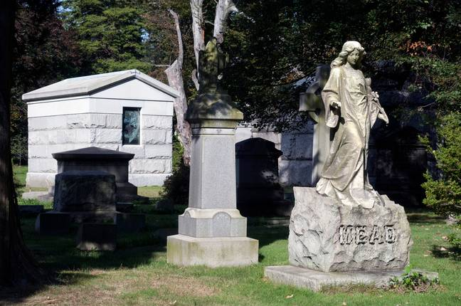 Graves (PA Images)