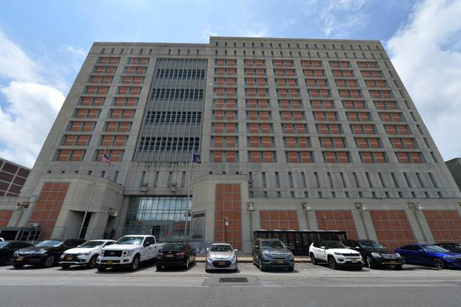 Metropolitan Detention Center in Brooklyn, NY (PA Images)