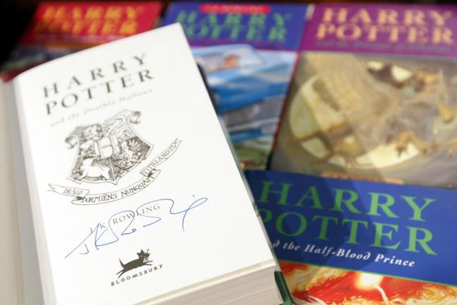 Scholastic published the Harry Potter books (PA Images)