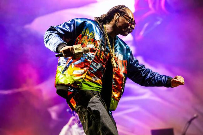 Snoop Dogg said Eminem wasn't on his list of top 10 MCs (PA Images)