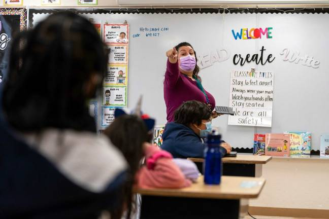Florida schools banned from teaching critical race theory (PA Images)