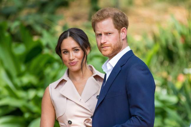 Prince Harry and Meghan have taken legal action against tabloids (PA Images)