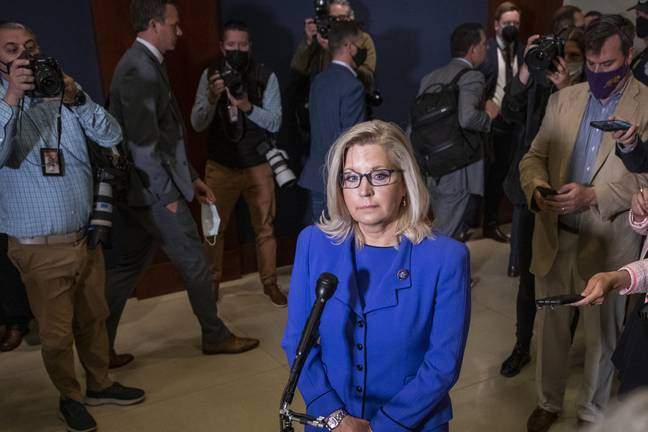 Liz Cheney has faced death threats. (PA Images)
