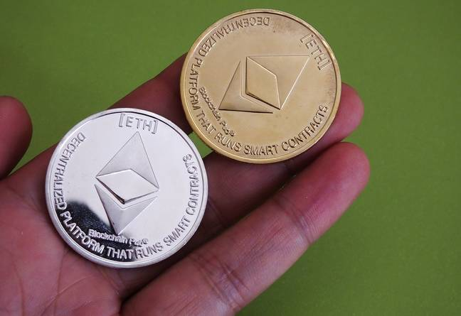 Ethereum (PA Images)