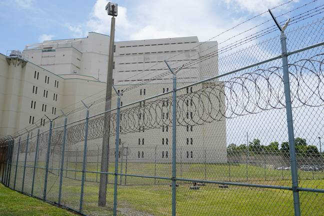 The Palm Beach County Main Detention Center (PA)