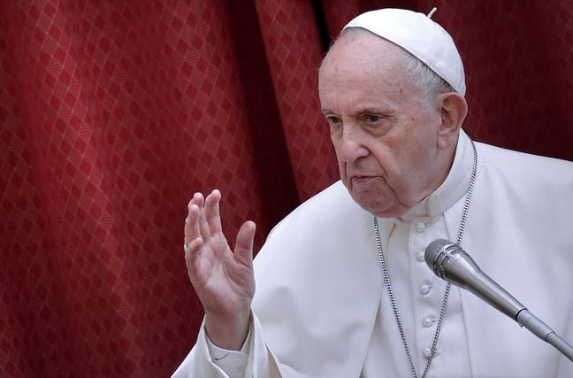 Pope Francis said Catholics must take responsibility for sex abuse scandal (PA Images)