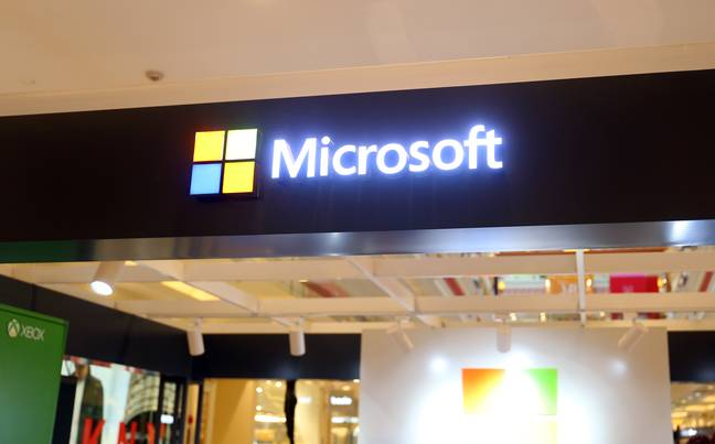 Microsoft store (PA Images)
