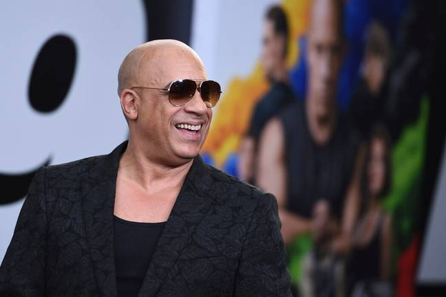 Vin Diesel admitted he was a huge musical theatre fan (PA Images)