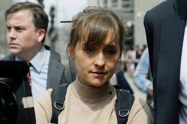 Allison Mack sentenced to three years in prison for racketeering (PA Images)