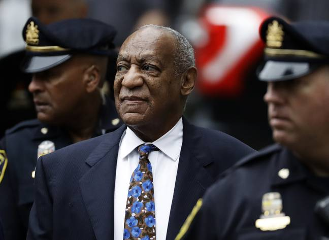 Bill Cosby To Be Freed Today As Sexual Assault Conviction Overturned (PA Images)