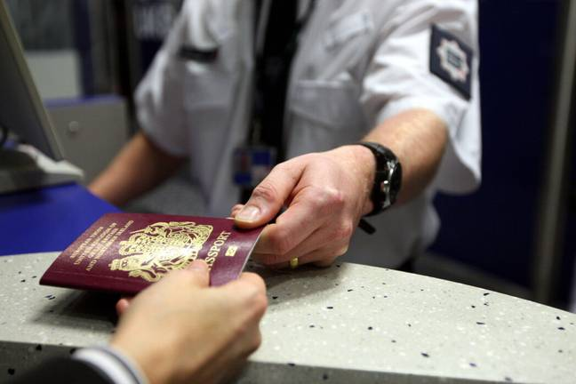 Sex offenders could have 'danger' warnings stamped on their passports (PA Images)