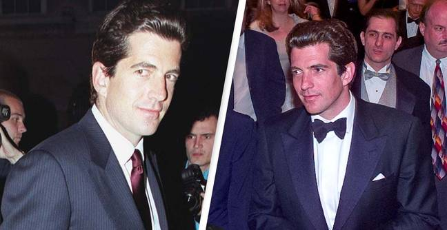 QAnon Believers Are Convinced That John F Kennedy Jr. Was At MAGA Rally
