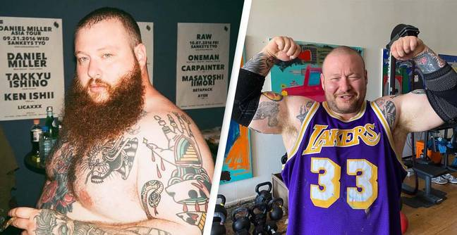 Action Bronson Tells Joe Rogan How He Lost A Staggering 130lbs