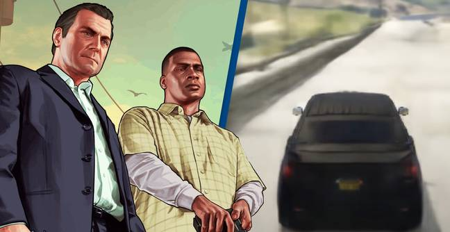 Artificial Intelligence Creates Its Own Playable Version Of Grand Theft Auto V