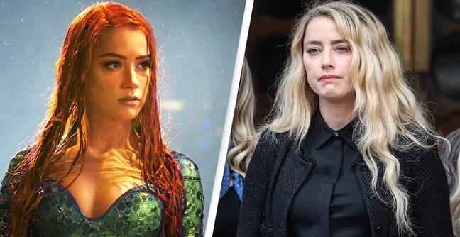 Amber Heard Faces Renewed Calls To Be Fired As Aquaman 2 Officially Begins Filming