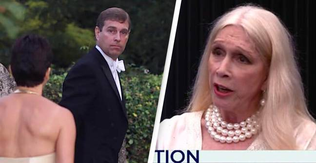GB News Viewers Left Stunned After Bizarre Defence Of Prince Andrew
