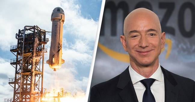 Petition To Not Allow Jeff Bezos Re-Entry To Earth Reaches 15,000 Signatures