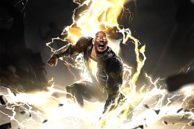 Black Adam will be released on July 29 2022 (DC/YouTube)