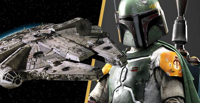Boba Fett Actor Criticises Disney For Renaming Iconic Star Wars Ship Because It's 'Racist'