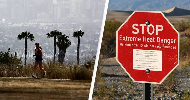 California 'Could Have Five Of These Heatwaves Before The End Of Summer'