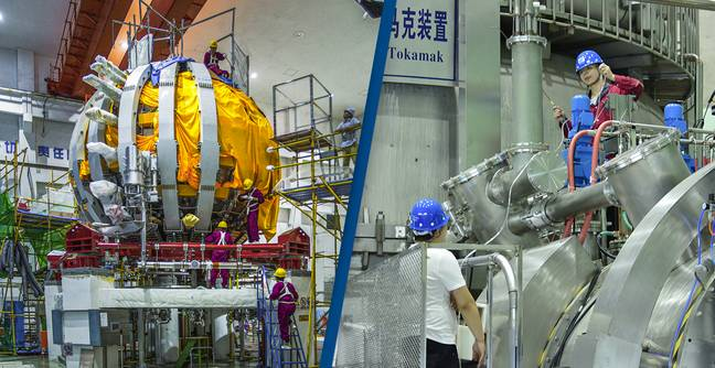 China's Artificial Sun Sets World Record After Running At 120 Million Degrees For 100 Seconds