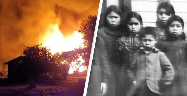 Catholic Churches On Indigenous Land In Canada Burn Down In 'Suspicious' Circumstances