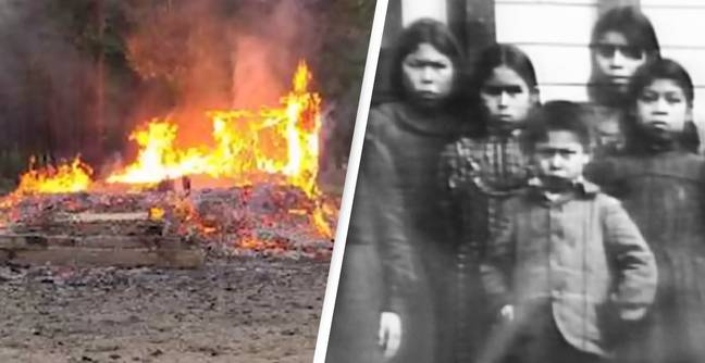 Two More Catholic Churches Burn Down After Indigenous Remains Discovered