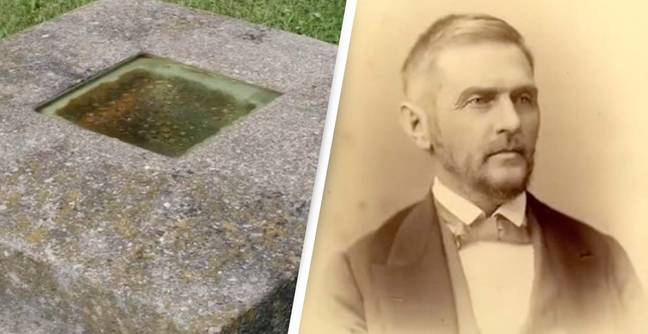 People Creeped Out By The Story Of Eerie Grave With Window