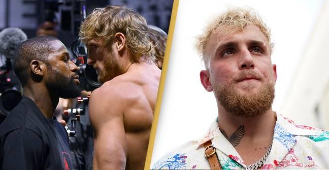 Jake Paul 'Probably' Floyd Mayweather's Next Opponent After Logan Paul