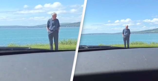 Grandad's Wholesome Response To Teen's Driving Fears Has The Internet Crying