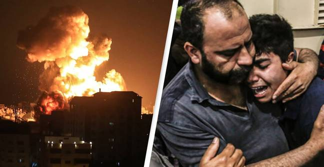 Israel Reportedly Bombed Gaza With Limited Intelligence About What They Were Attacking