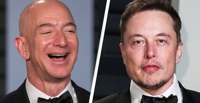 IRS Investigating After Leak Shows Jeff Bezos And Elon Musk Paid Zero Income Tax