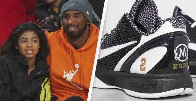 Vanessa Bryant Slams Nike After Kobe Bryant Memorial Shoes Leak Without Permission