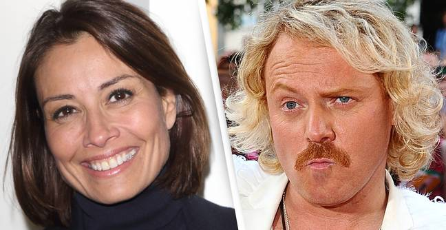Melanie Sykes Claims Leigh Francis Left Her 'Crying All Night' After Hours Of Offensive Remarks