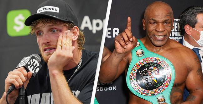 Logan Paul Wants Mike Tyson Fight Next And Everyone's Saying The Same Thing