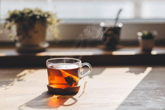 Who knew you could have too much tea? (Pexels)