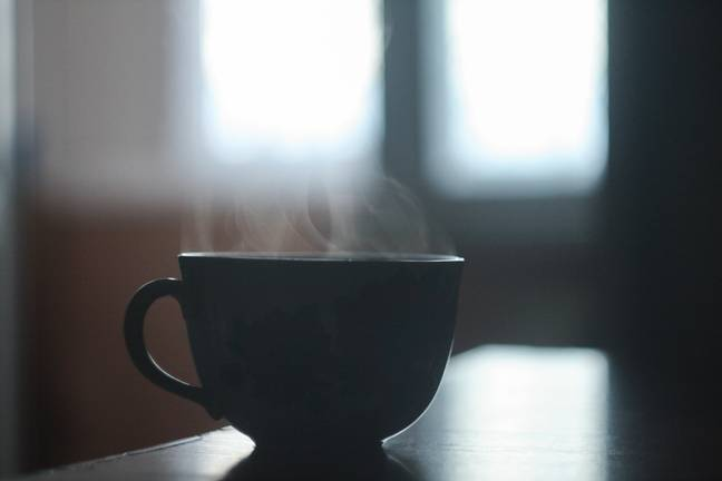 Maybe don't drink four litres of tea. (Pexels)