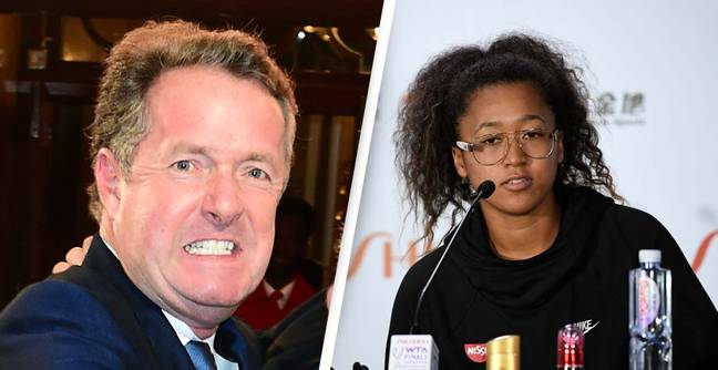 Piers Morgan Branded Hypocritical For Naomi Osaka Rant Following GMB Storm Off