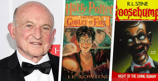 Richard Robinson, Scholastic CEO, Harry Potter And Goosebumps Publisher, Dies Aged 84