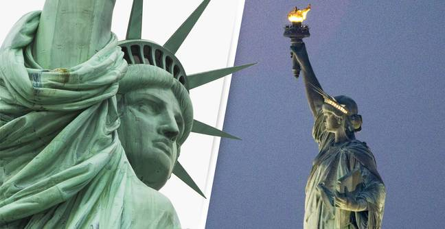 France Is Sending A Second Statue Of Liberty To America