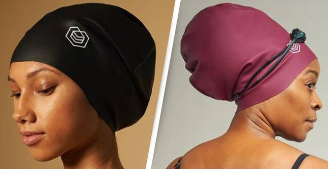 Swimming Hats Designed For Afro Hair Banned From The Olympics