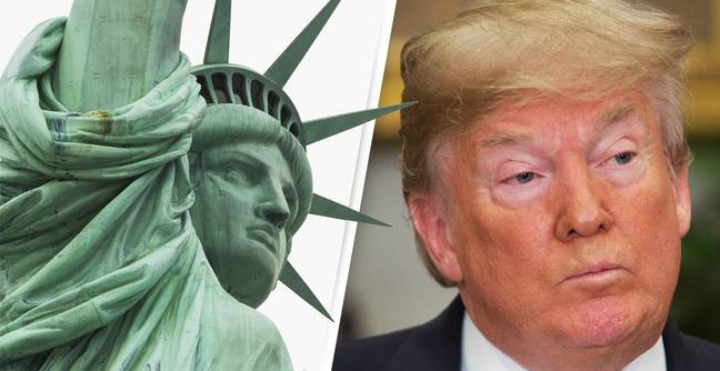 Donald Trump Is Suing New York City